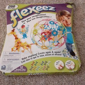Flexeez toys. Damaged box but never used